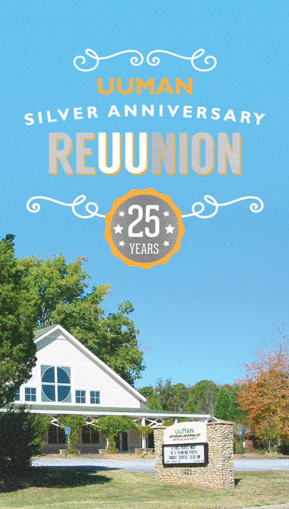 UUMAN Silver Anniversary ReUUnion